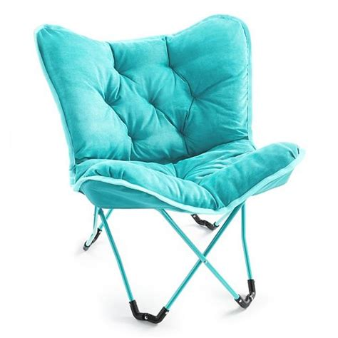 save 50 on simple by design memory foam butterfly chair