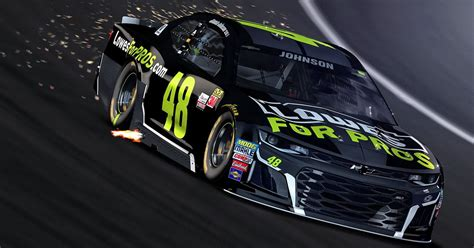 reasons  jimmie johnson  win  eigth