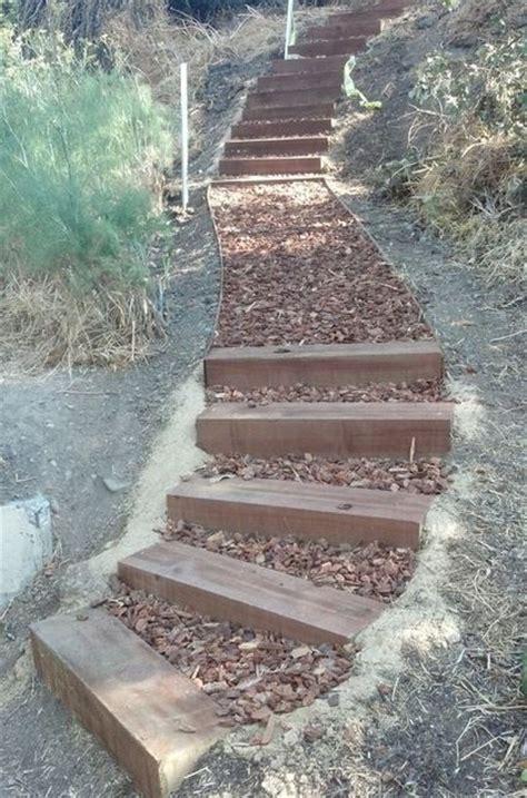 Gartentreppe Selber Bauen  35 Inspirationen Beete