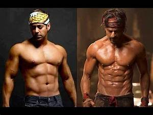Salman Khan's Abs Are Fake, Shahrukh Khan's Abs Are Real ...