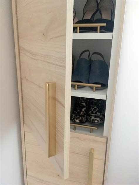 Entryway Cabinet Tower by A Shoe Cabinet To Fit Small Entryways Ikea