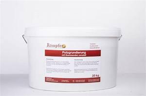 Putzgrund Mit Quarzsand : 1 palette putzgrundierung mit quarzsanden veredelt im 20 kg eimer d mmstoffe nord ~ Eleganceandgraceweddings.com Haus und Dekorationen