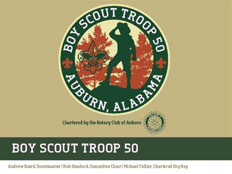 march 2014 state of the troop report to the auburn rotary club