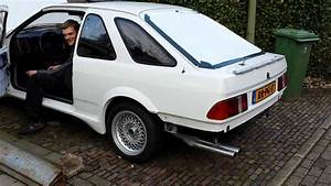 Ford Sierra Xr4i : ford sierra xr4i exhaust sound straight pipe youtube ~ Melissatoandfro.com Idées de Décoration