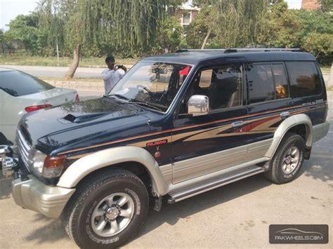 used mitsubishi pajero intercooler 1994 car for sale in islamabad 901893 pakwheels