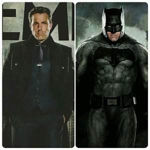 Ben Affleck as Bruce Wayne/Batman | Batman | Pinterest ...