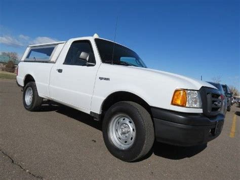 purchase   ford ranger regular cab automatic