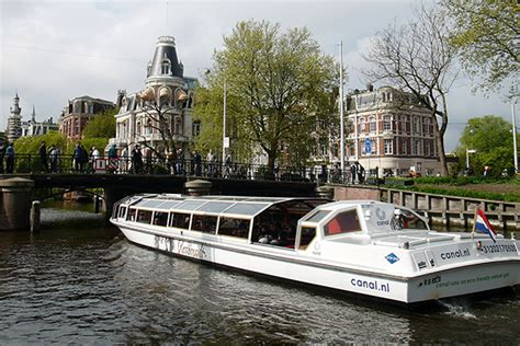 Hotel On A Boat Amsterdam by 6 Best Boat Tours To Take In Amsterdam Ihg Travel