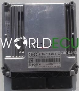 Fiabilité Moteur 2 7 Tdi Audi : calculateur moteur audi a6 2 7 tdi 4f7910401k 4f7 910 401 k 4f0907401e 4f0 907 401 e bosch ~ Maxctalentgroup.com Avis de Voitures