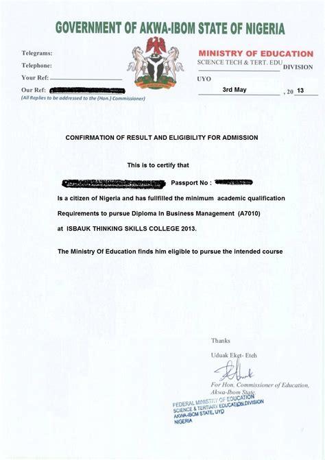 image result  noc letter format  visa  college
