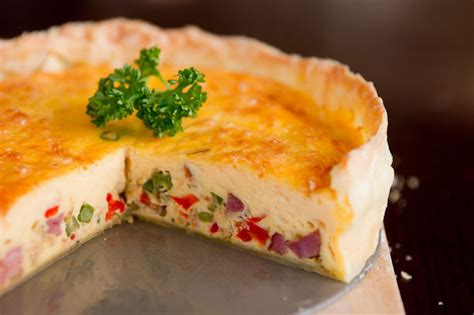 cuisine quiche quiche recipe fresh tastes pbs food