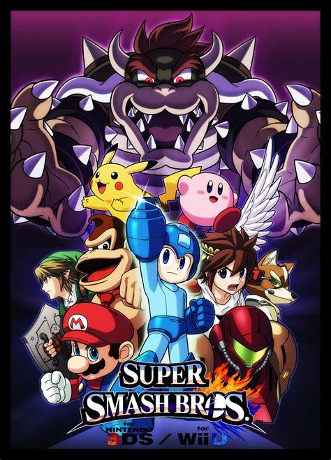 E3 2013 Super Smash Bros For Nintendo 3ds Wii U By