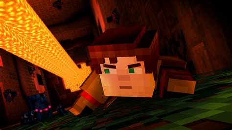 minecraft story mode episode   march