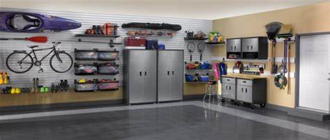 Three Garage Storage Ideas For Big Family