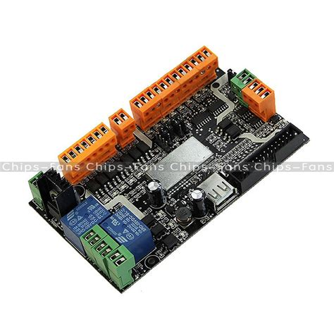 New Diy 4 Axis Usb Cnc Card Controller Interface Board