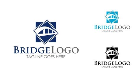 bridge logo logos graphics