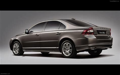 2018 Volvo S80l Widescreen Exotic Car Wallpapers 02 Of 18