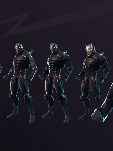 fortnite omega armor progression  ipad pro