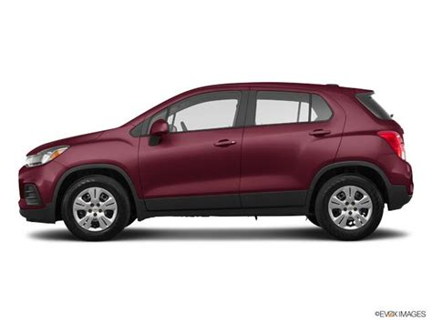 Blue Ribbon Chevrolet Sallisaw by 2017 Chevrolet Trax Ls 4dr Crossover W 1ls Fwd 4dr Ls Ft