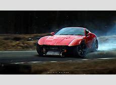 ArtStation Missile Ferrari 599, Khyzyl Saleem