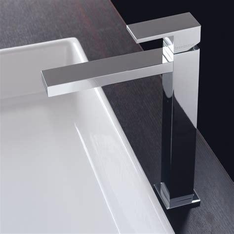 mitigeur design haut pour vasque 224 poser q de treemme 5 finitions