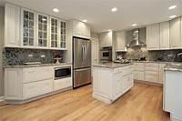 white cabinet kitchen ideas Luxury Kitchen Ideas (Counters, Backsplash & Cabinets ...