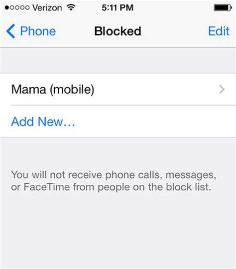 block a phone number how to block a number on iphone popsugar australia tech