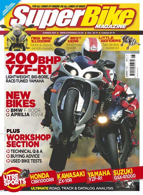 Motorcycle Magazine  Bikers J