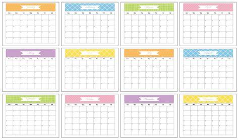 Calendar Write In Template Costumepartyrun