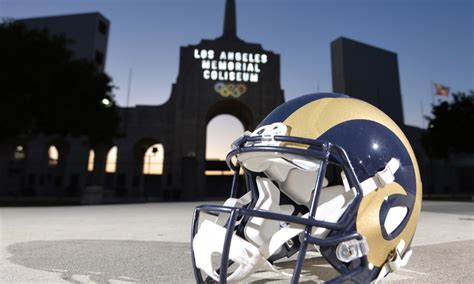 rams  expand coliseum capacity  preseason regular