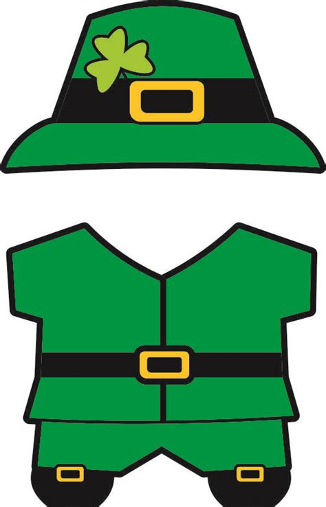 Leprechaun Hat Template Printable by Search Results For Leprechaun Crafts And Templates