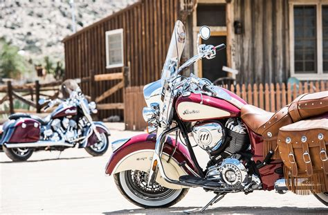 Review Indian Chief Vintage by 2017 Indian Chief Vintage Review