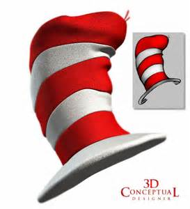cat in the hat hat 3dconceptualdesignerblog project reiview the cat in the