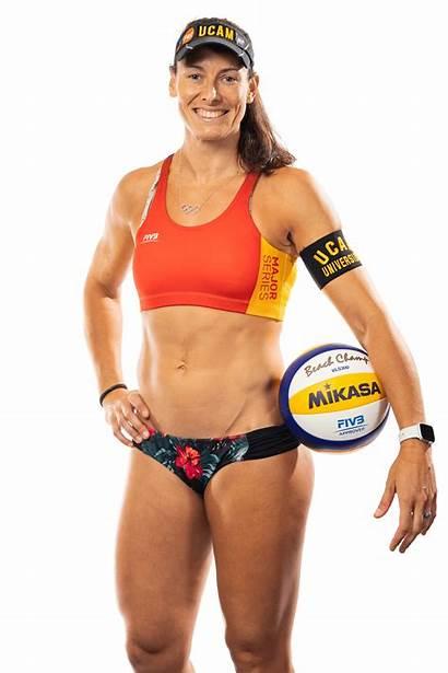 Liliana Steiner Volleyball Beach Player Elsa Height