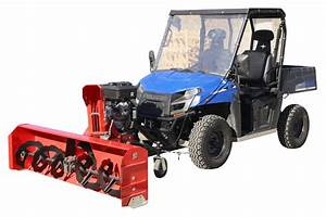 Snow Blower 1800 Mm    71 In  Electric Starter  18hp Briggs