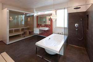 Badezimmer Grundriss Modern : modernes wohnhaus mit offenem grundriss ~ Eleganceandgraceweddings.com Haus und Dekorationen