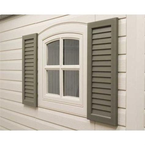 emejing exterior window shutters home depot contemporary
