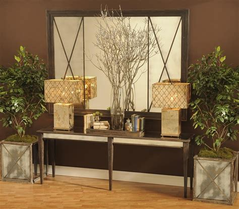 long mirrored console table extra long console table ralph lauren pinterest