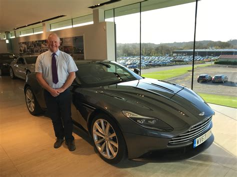 Lease Aston Martin by A New Aston Martin Gkl Vehicle Leasing