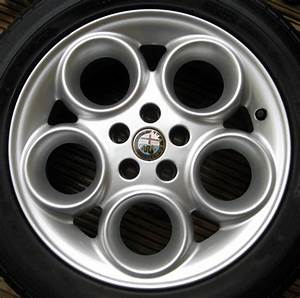 Alfa Romeo Aluminiumfelge Speedline  Alfa Felge 156  Gtv