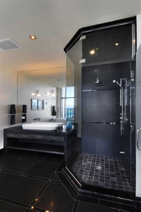 black and bathroom ideas 28 minimalist bathroom designs to about