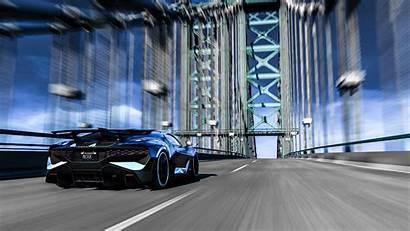 Gta Bugatti Divo 4k Wallpapers Highway Cars