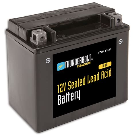 12 volt 10 ah sealed lead acid battery