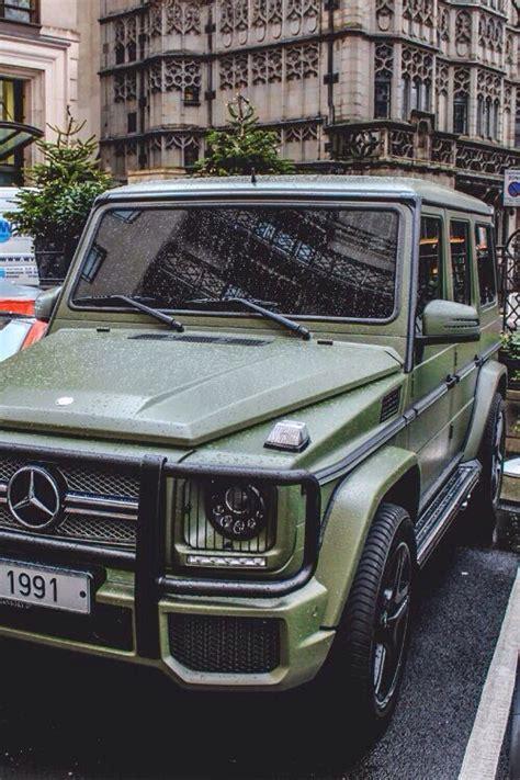 mercedes benz  class army green  class mercedes