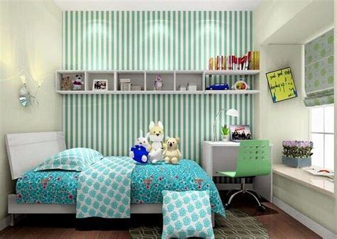 desain kamar tidur minimalis anak laki laki  ceria