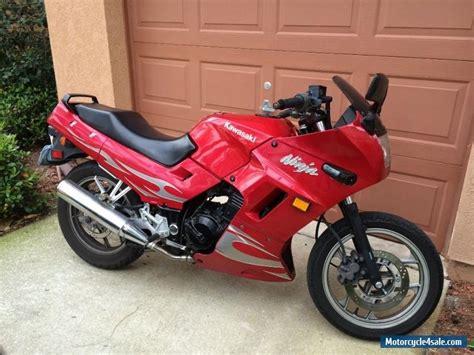 2007 Kawasaki Ninja For Sale In Canada