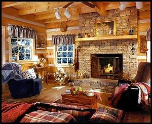 Warm, cozy living room with fireplace. | wood stoves ...