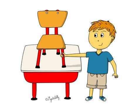 dessin de chaise dessin le responsable des chaises journal de bord d