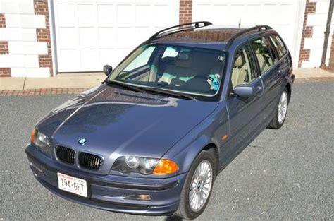 Sell Used 2001 Bmw 325xi Wagon Rare 5-speed, Perfect