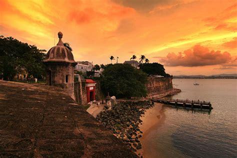 sunset san juan puerto rico san juan puerto rico nov flickr
